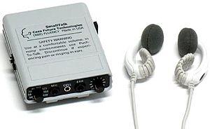 Electronic fluency device - Electronic fluency device