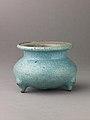 Small incense burner, 'Ma Jun' or 'Soft Jun' ware MET 1672-1.jpg