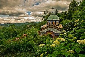 Sokolski Monastery - Image: Sokolski manastir