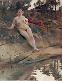 Solbadande flicka by Anders Zorn 01.jpg
