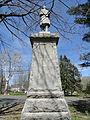 Soldiers Monument - Weatogue, Simsbury, Connecticut - DSC09361.JPG