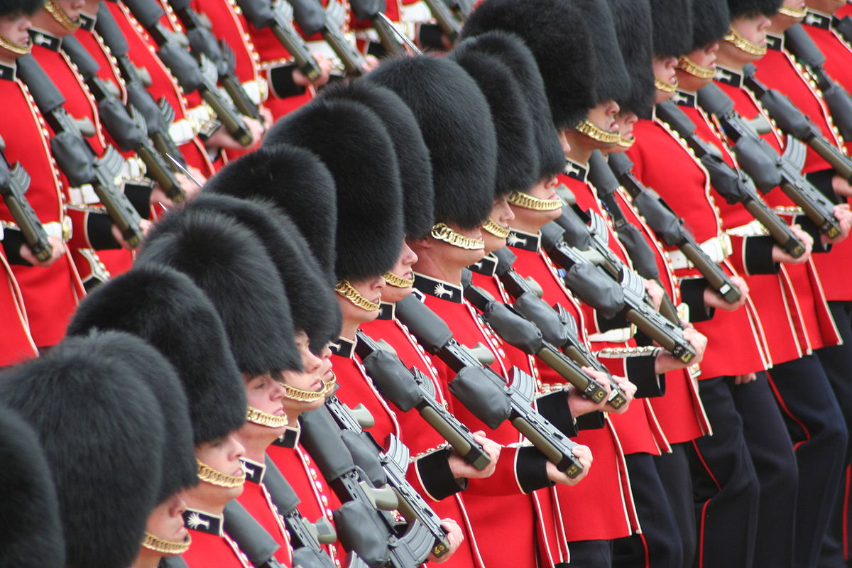 Red coat (military uniform) - Wikipedia