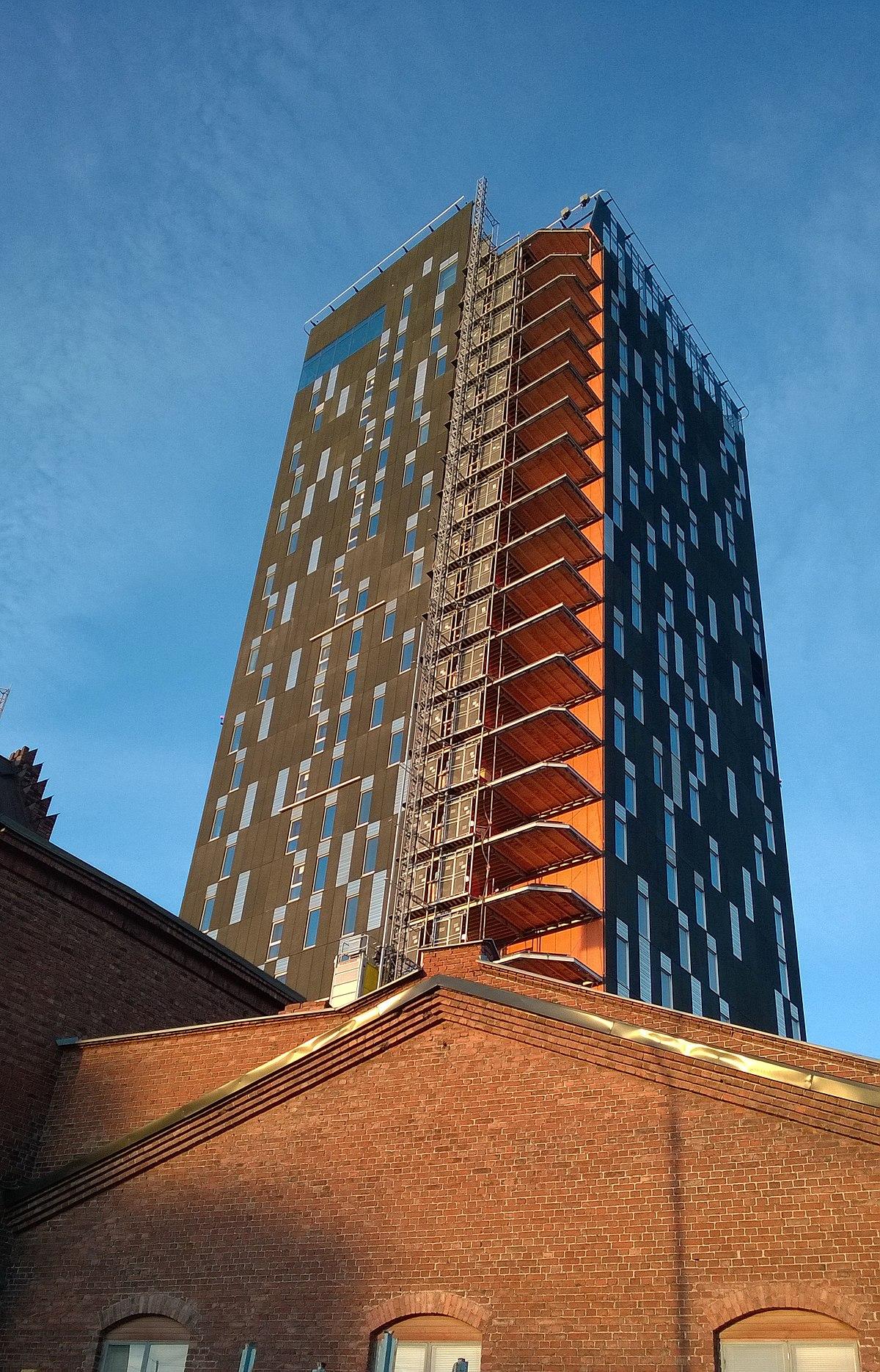 Hotelli Torni Tampere – Wikipedia
