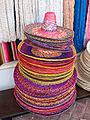 Sombreiros mexicanos á venda - Quintana Roo - México.jpg