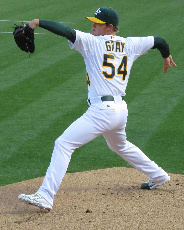 Sonny Gray - Wikipedia