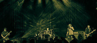 Soundgarden - Image: Soundgarden at Paramount Theatre