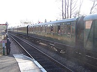 South Eastern and Chatham Railway Hundred Seater coach 971.jpg