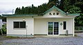 South Hokkaido Railway Line Satsukari Station building.jpg
