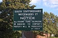 South Staffordshire Water - Foley Road West site - sign 01.JPG