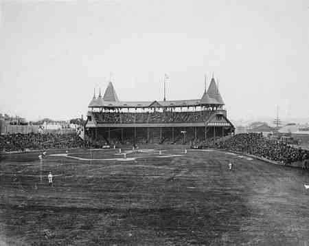 South End Grounds, 1893