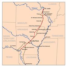 Southwest Trail Wikipedia