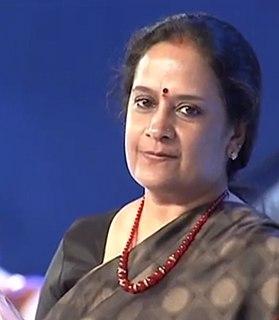 S. P. Sailaja Indian singer