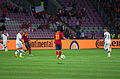 Spain - Chile - 10-09-2013 - Geneva - Alexis Sanchez, Sergio Ramos, Pedro Rodriguez and Arturo Vidal.jpg