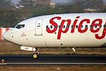 SpiceJet Boeing 737-900ER Vyas-2.jpg