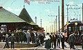 Spokane and Inland Empire Railroad station, Garfield, Washington, ca 1910 (WASTATE 1100).jpeg