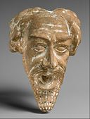 Spout in the form of a man's head MET DT911.jpg