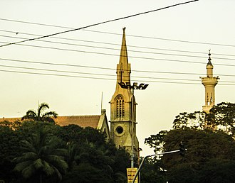 Christianity in Pakistan - Image: St. Andrews Church