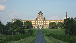 St. Charles Borromeo Seminary in the afternoon.jpg