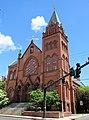 St. Francis Xavier Church - Waterbury, Connecticut 02.jpg