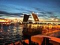 St. Petersburg Bridge during White Night.jpg