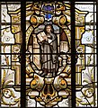 St Alfege Church, Greenwich, stained glass, Thomas Tallis.jpg