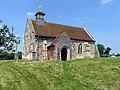 St Andrew's, Church, Frenze, Norfolk - geograph.org.uk - 814472.jpg