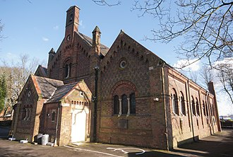 Chasetown - Image: St Anne's Church Chasetown