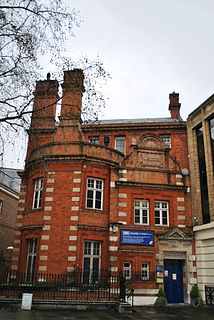 St Bride Library
