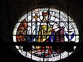 St Dunstan window, Storrington.jpg