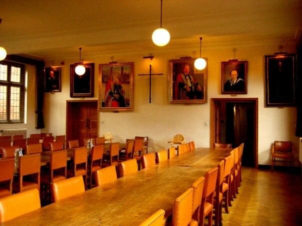 St Edmunds dining hall