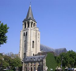 כנסיית סן ז'רמן דה פרה