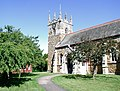 St Margaret's Church, Laceby - geograph.org.uk - 873007.jpg