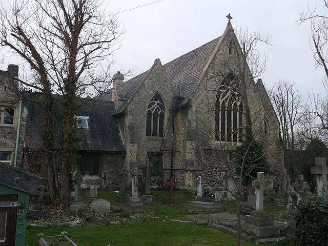 St Mary Magdalen's Roman Catholic Church