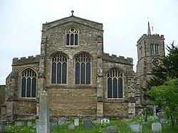 Elstow Abbey Wikipedia