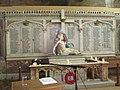 St Marys Catholic Church - East Parade - War Memorial (geograph 3417506).jpg