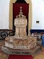 St Nicholas, Potter Heigham, Norfolk - Font - geograph.org.uk - 478545.jpg