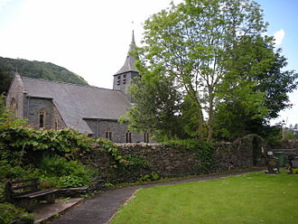 St Twrog's Church, Maentwrog - St. Twrog's Church