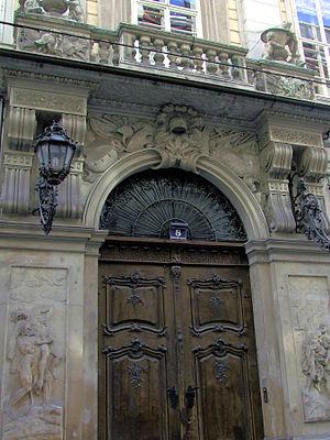Winter Palace of Prince Eugene - Image: Stadtpalais Prinz Eugen 3