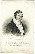 Thomas Stamford Raffles.