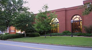 Statesboro Regional Public Libraries Public library system in Bryan, Bulloch, Candler, Emanuel, and Evans Counties, Georgia, United States