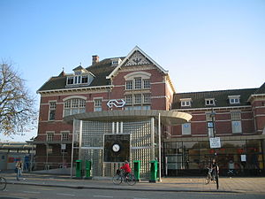 Die Endstation in Woerden