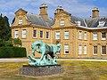 Statue of horse and dragon, Stratfield Saye - geograph.org.uk - 1420486.jpg