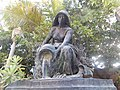 Statue of lady - Mohatta Palace.jpg
