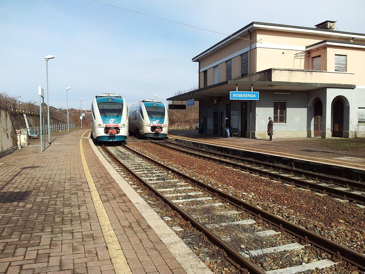 Rovasenda Railway Station Wikipedia