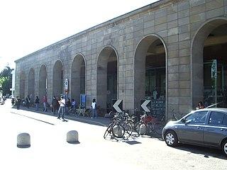 Vicenza railway station