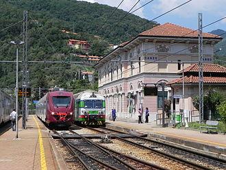 Milan–Asso railway - Canzo-Asso terminus