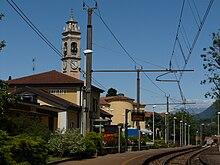Stazione di Gavirate