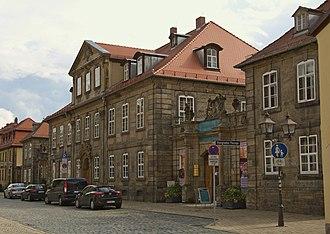 Steingraeber & Söhne - Image: Steingraeber Haus 2014