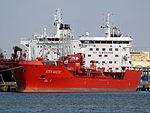 Sten Baltic (ship, 2005) - IMO 9307671, Port of Antwerp.JPG