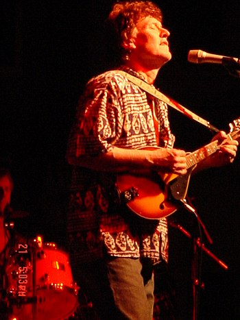 Steve Winwood, 2005, Knoxville, Tennessee